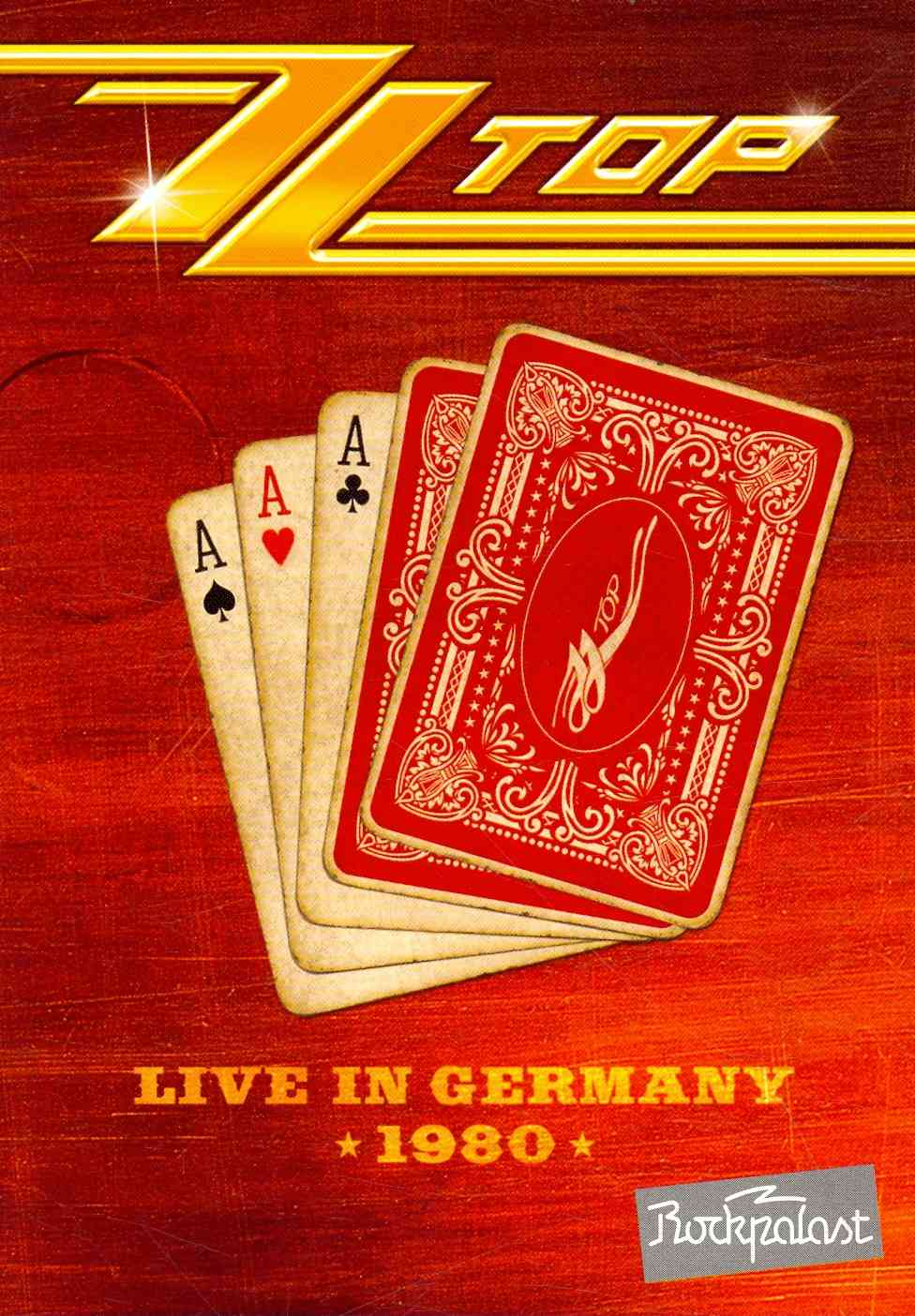 LIVE IN GERMANY 1982 BY ZZ TOP (DVD)